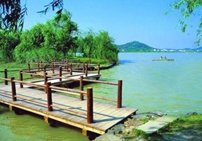title='嘉兴南北湖培训基地'